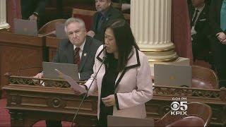 GOP State Senator Silenced While Criticizing Late State Sen. Tom Hayden