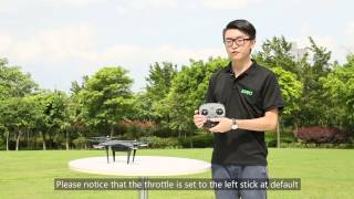 Official Demonstration - Authentic XIRO Xplorer V Version Quadcopter (1080p, 3-Axis Gimbal)
