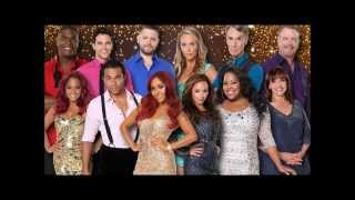 Dancing With The Stars Celebrities Announced September 2013