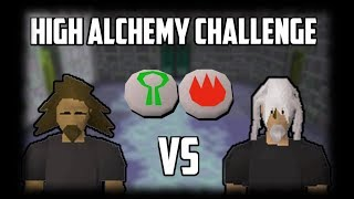 OSRS Challenges: High Alchemy Challenge - Runescape 2007 - EP.74