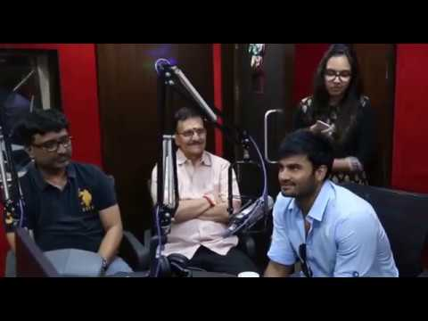 Sammohanam Movie Team At Red FM Studio
