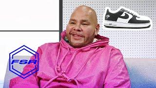 Fat Joe Reveals His Crazy Sneaker Plugs   Full Size Run