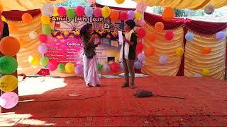 Funny Drama In Annual Fun Fair 2017 At Dar E Arqam School, Mandar Road, Chiniot.