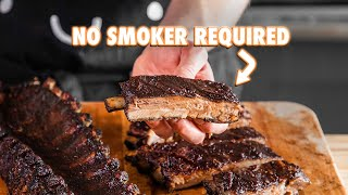 The Best BBQ Ribs Without Using A Smoker
