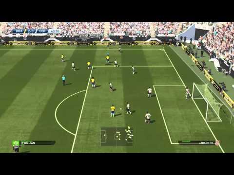 PES 2016 Demo gameplay
