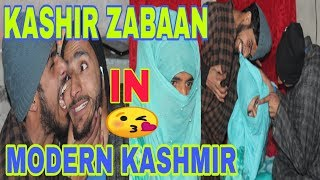 Kashir Zabaan In Modern Kashmir Funny Video by | kashmiri rounders