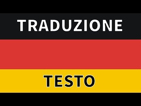 Inno Germania TRADUZIONE + TESTO traduzione/sottotitoli in Italiano Deutschland National Anthem
