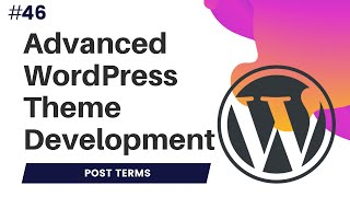 #46 How to display Taxonomy categories in wordpress   wp_get_post_terms