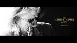 "CHRISTOPHE Interview FR3 album  "" #INTIME """