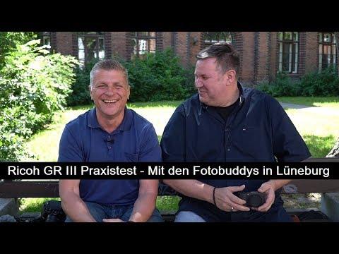 Ricoh GR III Praxistest Deutsch - Fotobuddys unterwegs in Lüneburg