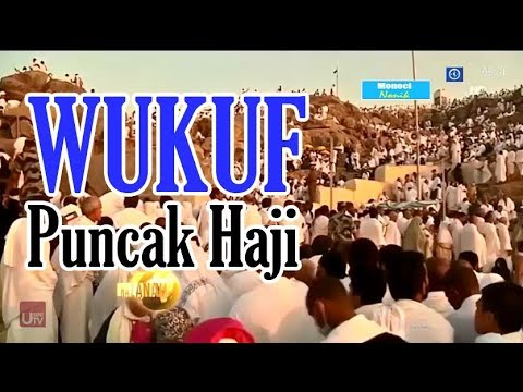 Download WUKUF DI ARAFAH, PUNCAK IBADAH HAJI - Khazanah 31 Agustus 2017 HD Mp4 3GP Video and MP3