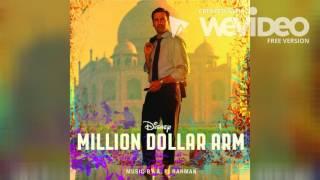 Taa Taa Tai - A R Rahman - Million Dollar Arm (Audio Only)