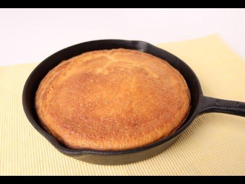 Corn Bread Recipe – Laura Vitale – Laura in the Kitchen Episode 480
