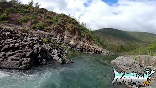River Run FPV Freestyle