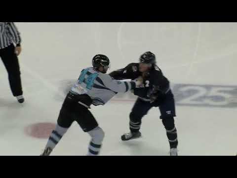 Ryan Devine vs Braedyn Asselstine