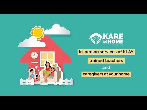 Vidya's Kare@Home Story