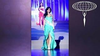 Miss International 2012 szépségverseny - Nemzetközi Döntő - Final - Okinawa, Japan