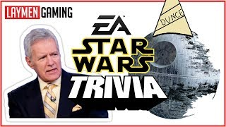 EA Thinks Star Wars Fans Want Trivia Over Gameplay