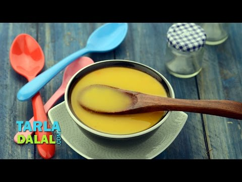 Video Apple and Carrot Soup with Potatoes (8 to 9 month old baby) by Tarla Dalal
