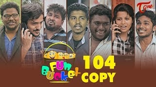 Fun Bucket   104th Episode   Funny Videos   Harsha Annavarapu   Comedy Web Series