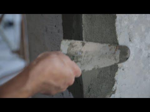 Ремонтная смесь Teknorep 300 youtube