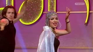 شب جمعه - سری سوم - قسمت ۳ / اجرای لیپسینک گلناز با آهنگ بلدی از لیلا فروهر