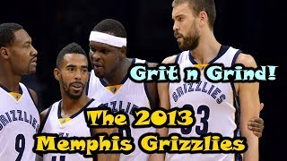 The Story Of The Greatest Memphis Grizzlies Team Ever