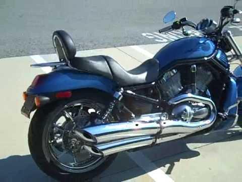2004 Harley Davidson VRSCB V-Rod with Rinehart 2-2 exhaust