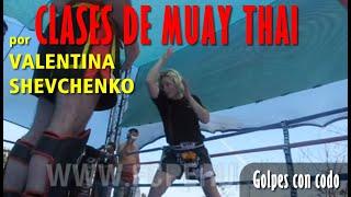 preview picture of video 'Muay Thai con Valentina Shevchenko - Parte 6/7'