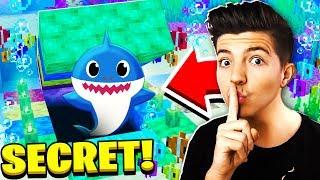 FOUND SECRET PrestonPlayz BABY SHARK in MINECRAFT!