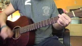 John Frusciante - Been Insane (guitar cover)