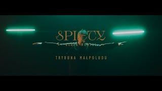 Kadr z teledysku Trybuna Małpoludu tekst piosenki Spięty