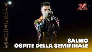 Salmo Ospite Della Semifinale Di X Factor 2018