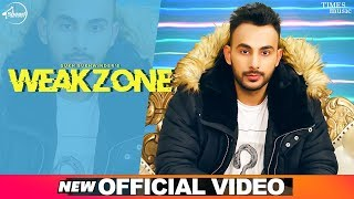 Weakzone (Official Video) | Sukh Sukhwinder | Latest Punjabi Songs 2019 | Speed Records