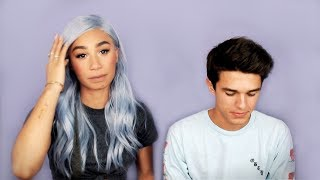 Confronting My Crush, Brent Rivera | MyLifeAsEva