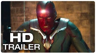 AVENGERS INFINITY WAR Thanos vs Vision Trailer (2018) Superhero Movie Trailer HD