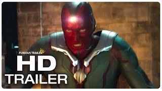 AVENGERS INFINITY WAR Thanos vs Vision Trailer (2018) Superhero Movie Trailer HD