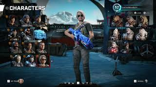 GEARS 5: Character Information!