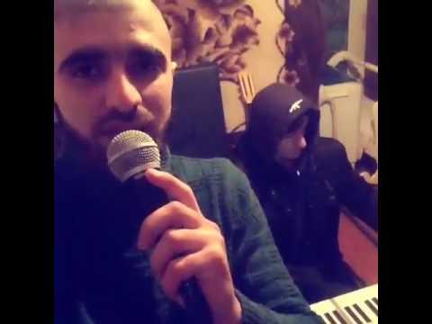 "Песня на цахурском языке ""Оксана"" . Красиво поёт! !!!!"