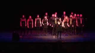 Vocal Point ICCA South Semifinal 2014