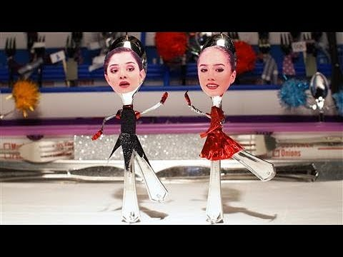 Homemade Highlights: A Russian Duel for Figure Skating Gold