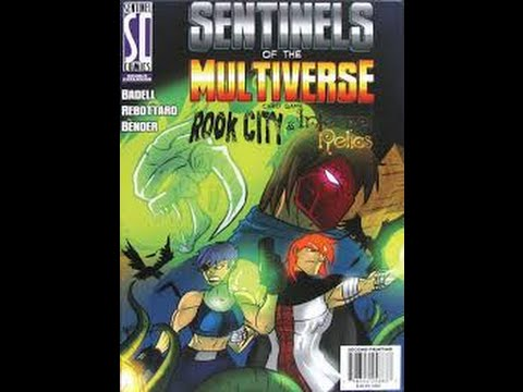 Roll & Move Reviews Expansion Saturday: Sentinels of the Multiverse Rook City & Infernal Relics