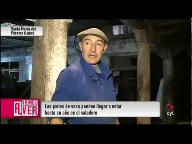 Vamos a ver - Genaro, el último curtidor de piel de la provincia de León