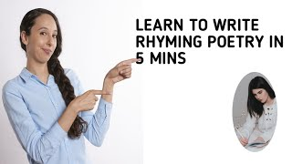How to write a poem|Tips to write good poems|How to write a poem for beginners|