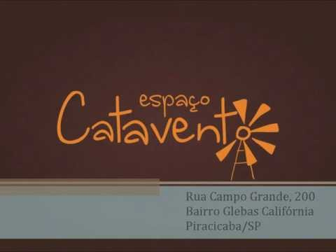 Espaço Catavento em Piracicaba - Casamentos, festas, eventos, formaturas, 15 anos e aniversários