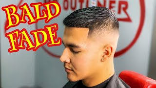 BLURRY HOW TO BALD FADE STEP BY STEP I WAHL BALDING CLIPPER