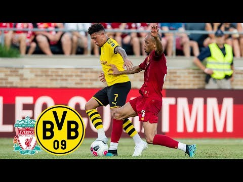 Duell in South Bend | Liverpool FC - BVB | Highlights