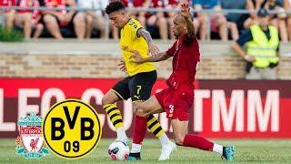 Decisive Danish Brace   Liverpool FC vs. BVB 2-3   Highlights