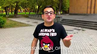 Hovhannes Davtyan - Ha Ka Heghapoxutyun