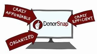 DonorSnap video